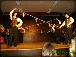Une danse limousine : La Guimbardo