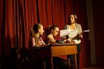Une soirée au théâtre