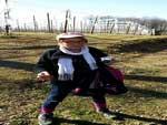 Visite au sentier des Crêtes - Vignols